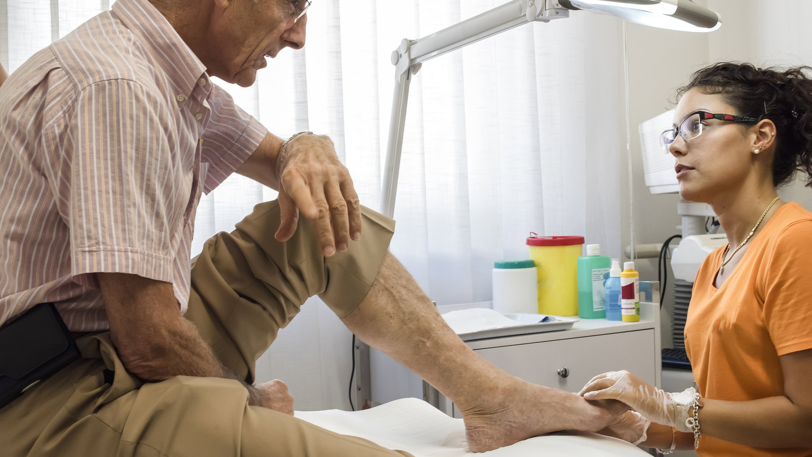 Diabetic Foot Care and Products